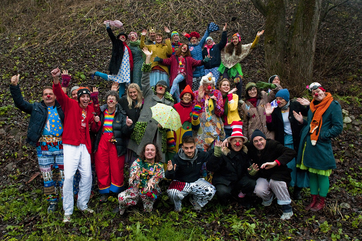 Gesundheit! Institute 33rd Annual Russia Clown Tour with ...