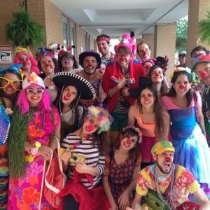 Clowning & Caring in Ecuador